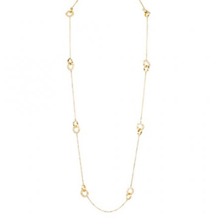 replica cartier Yellow gold love necklace B7216800