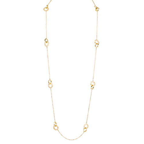 réplique cartier Or jaune collier d'amour B7216800